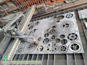 Xưởng cắt CNC tại Hoàn Kiếm