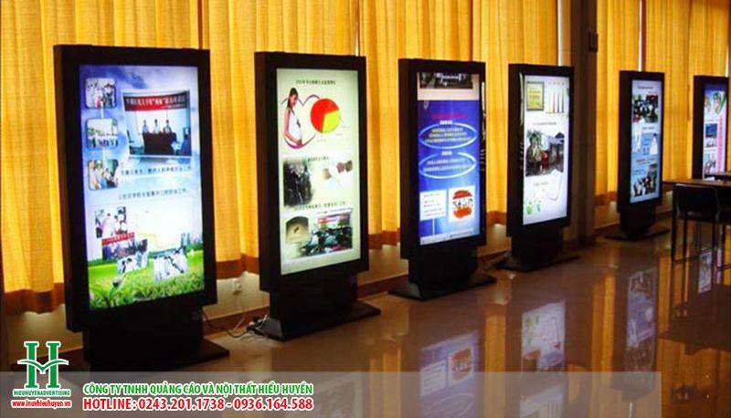 Biển quảng cáo hộp đèn cho doanh nghiệp