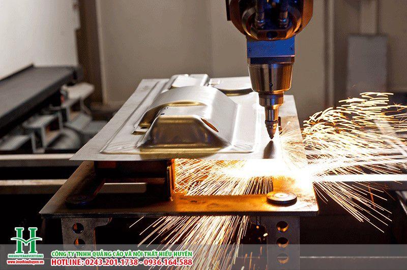 cắt CNC trên đồng chuyên nghiệp tại Hiểu Huyền