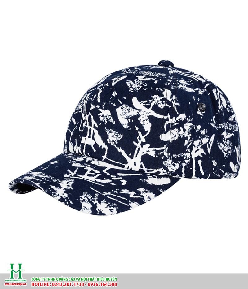 In UV, in hình độc lên mũ nón