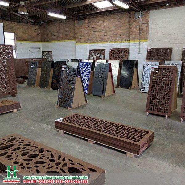 Cắt CNC gỗ
